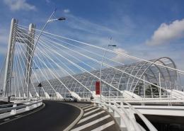 Bucuresti Acoperire tunel tramvai cu policarbonat compact PASAJ BASARAB Proiect Aluterm Group (5)