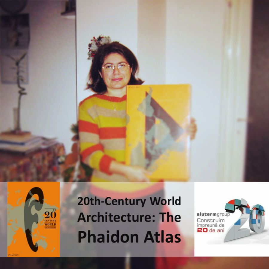 Castigatir concurs aluterm 20 de ani - 20th-Century World Architecture: The Phaidon Atlas