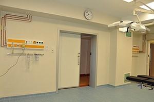 Botosani, Automatizari usi culisante, usi plumb, usi de saloane rezistente la foc; Spitalul Judetean de Urgenta Mavromati Botosani