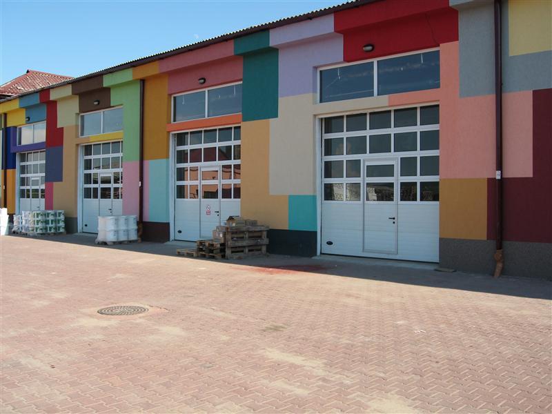 Usi industriale sectionale la Coramet Cluj Napoca