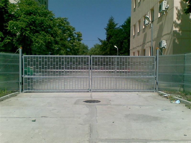 Porti automate la Garnizoana Bucuresti