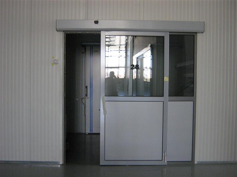 Centrul Agro Transilvania Usi automate