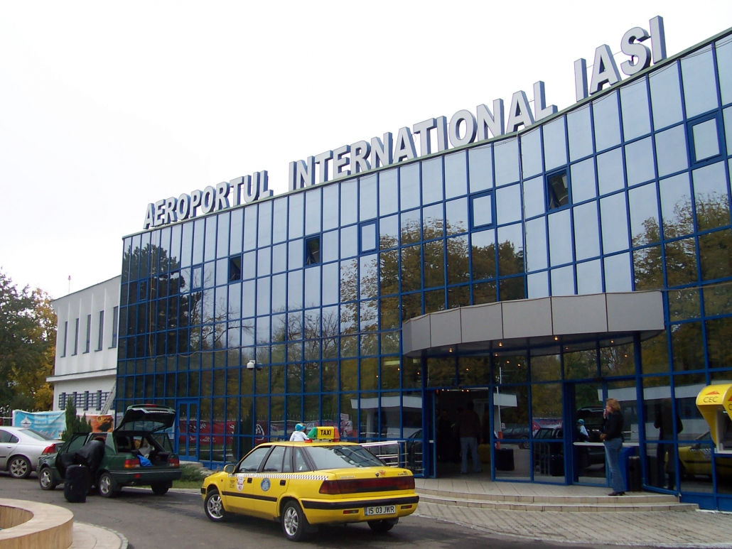 Automatizari usi culisante la Aeroportul International Iasi