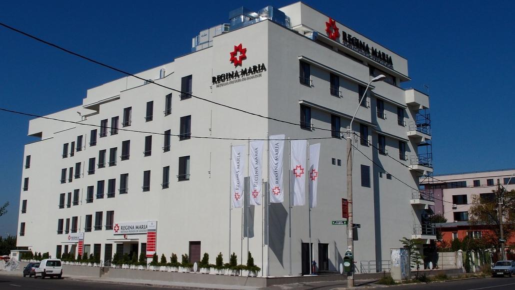 Parcari pentru spitale si clinici private