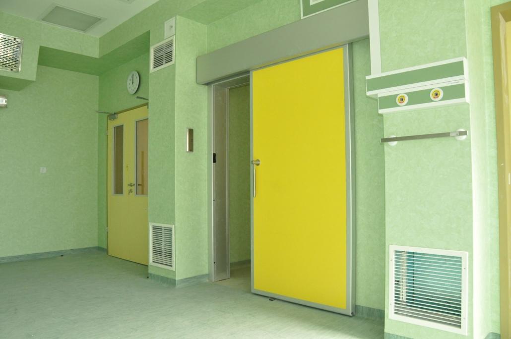 Uși ermetice, usi glisante automate, usi glisante ermetice
