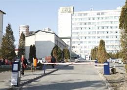 Parcare Spitalul de Recuperare Cluj Napoca
