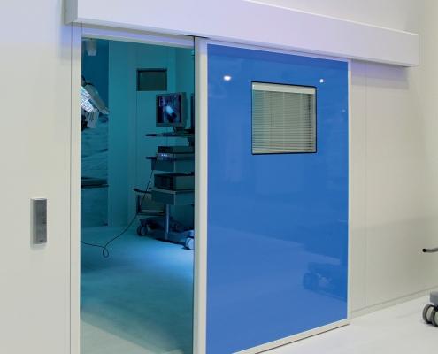 """Uși ermetice Tormed- soluția pentru încăperi """"curate"""""""