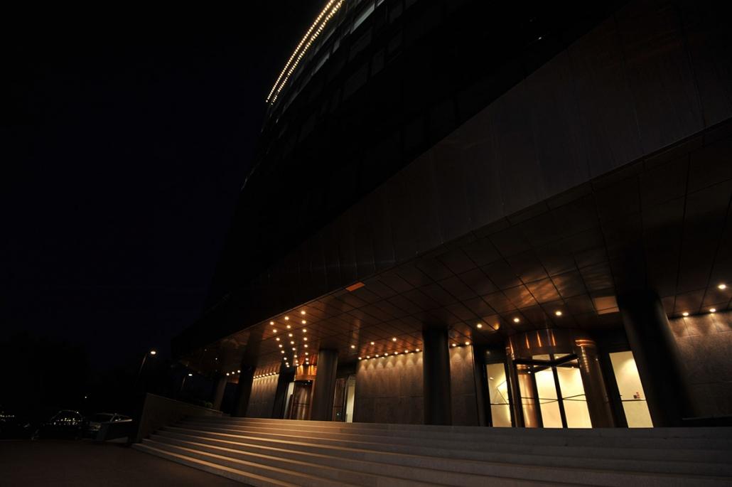 United Business Center, Cluj Napoca, Usi Rotative Bronz, RECORD, BLASI, Usi rotative