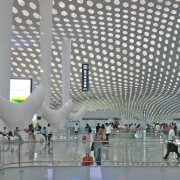 Aeroportul din Shenzen - Sursa - Wikimedia.org - O luna de vacanta