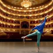 Balet Teatrul Bolshoi - Sursa - nytimes.com - O luna de vacanta