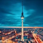 Berlinul Noaptea - Sursa - Ibridges.com