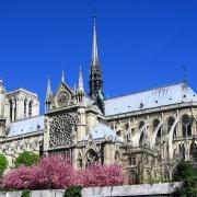 Catedrala Notre Dame - Sursa - walldevil.com