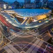 Centrul Dongdaemun - Sursa - thousandwonders.net - O luna de vacanta