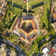 Cetatea Oradea - Sursa - Oradeainimagini.ro