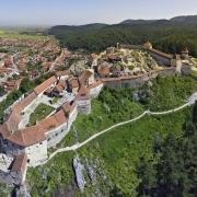Cetatea Rasnov - Sursa - Rosenville.ro