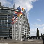 Cladirea Parlamentului European Strasbourg - Sursa - Eunews.it