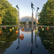 Gradina Botanica - Sursa - Missouribotanicalgarden.com - O luna de vacanta