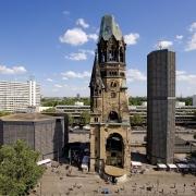 Kaiser Wilhelm Memorial Church - Sursa - Mereos.org