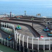 Karting pe Norwegian Cruise Line - Sursa - Foxnews.com - O luna de vacanta