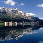 Lacul St. Moritz - Sursa - mstecker.com