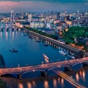 Londra seara - Sursa - Wegoplaces.me