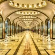 Metrou Moscova - Sursa - insideinside.org - O luna de vacanta