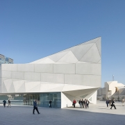 Muzeul Tel Aviv - Sursa - happyintlv.net - O luna de vacanta