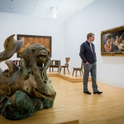 Muzeul de Arta moderna si contemporana Strasbourg - sursa - wikimedia.org