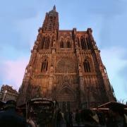 Notre Dame de Strasbourg - Sursa - Wikimedia.org