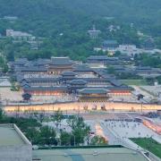 Palatul Gyeongbokgung - Sursa - Tumblr.com - O luna de vacanta