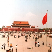 Piata Tian`anmen - Sursa - Wikimedia.org - O luna de vacanta