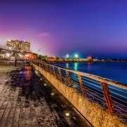 Portul Tel Aviv - Sursa - Wikimedia - O luna de vacanta