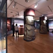 Statuie de pe Insula Pastelui din Muzeul Manchester - Sursa - Weekendnotes.com