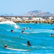 Surfing Tel Aviv - Sursa - beachgrit.com - O luna de vacanta