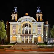 Teatrul National Cluj - sursa - Vertizontal.ro