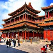 Templul Lama - Sursa - travelingochina.com - O luna de vacanta