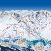 Traseele de ski St. Moritz - Sursa - Myswitzerland.com