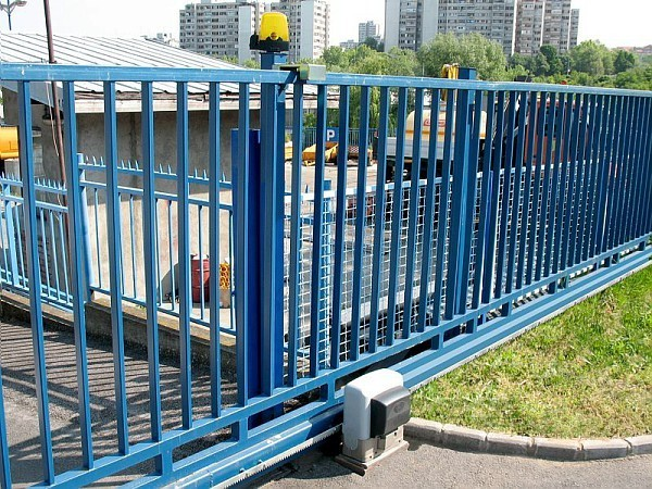 Automatizari porti culisante Came Siatec