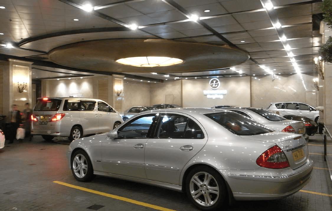 Consultanta sisteme de parcare hoteluri