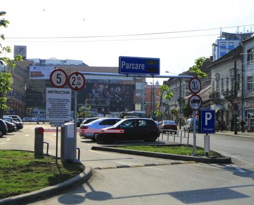 Consultanta sisteme de parcare publica