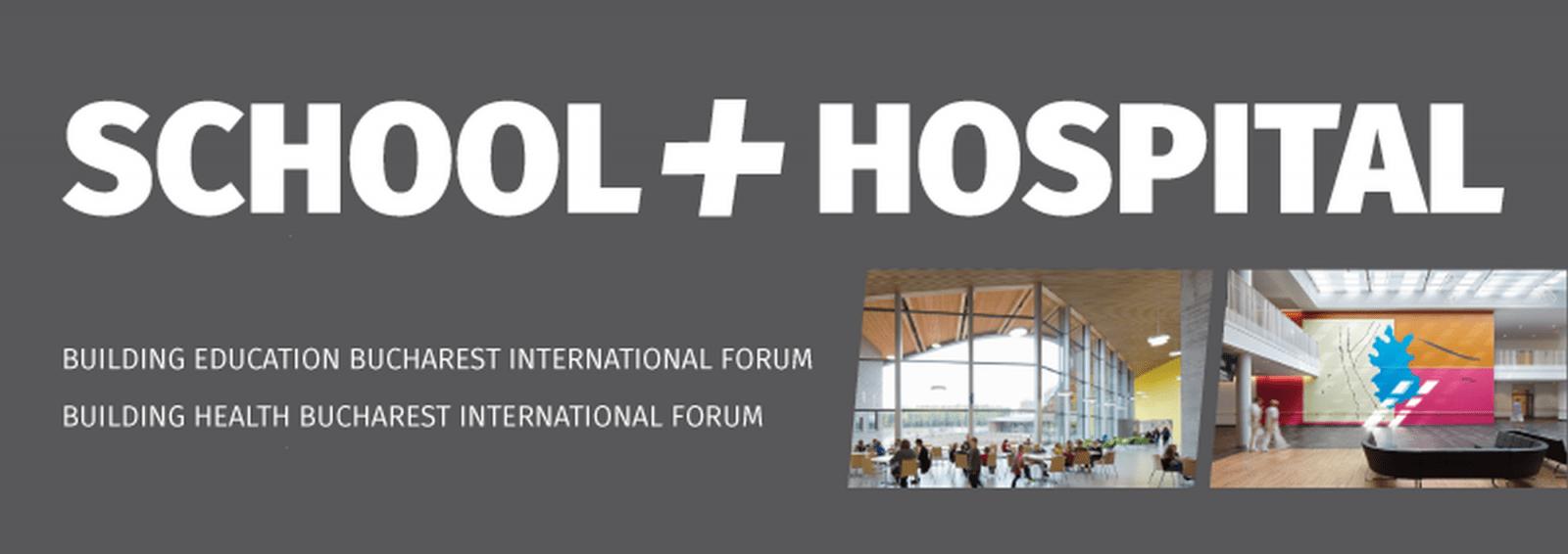 building health Bucharest International Forum