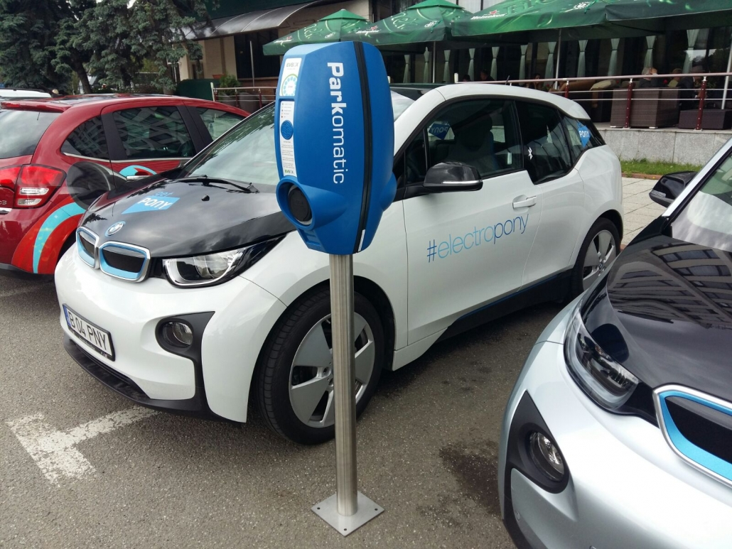 Statii incarcare auto electrice