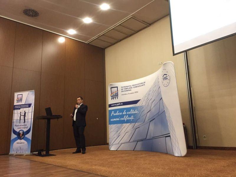 Makroplast la conferința organizată de PPTT în București