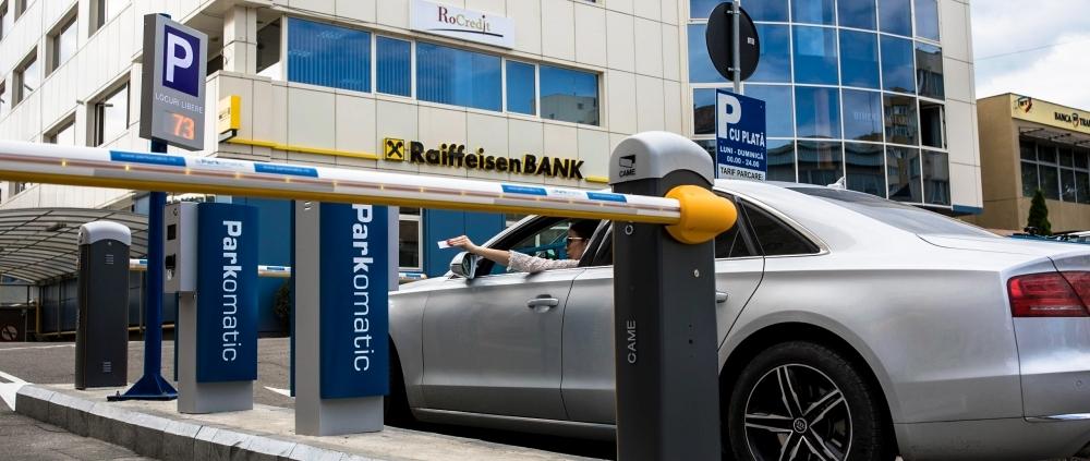 sisteme automate de parcare