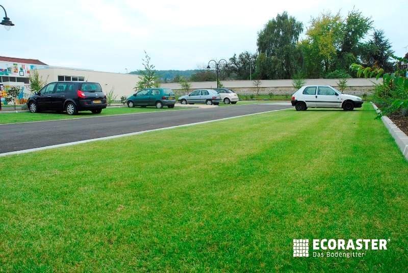 Mai ușor să trăiești verde cu pavaje ecologice