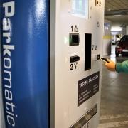 Solutii de plata parcare Parkomatic