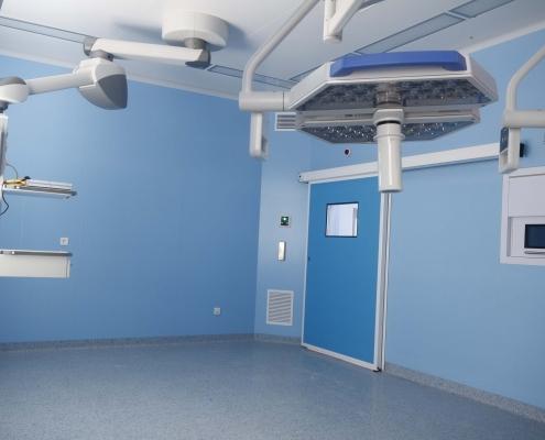 uși de spital