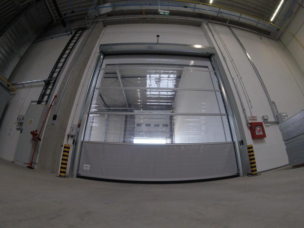 usi industriale Sonaca Aerospace, usi industriale sectionale